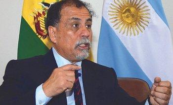 """El embajador de Macri en Bolivia: """"Si las armas fueron a otro lado, qué sé yo""""   Envío de armas a bolivia"""