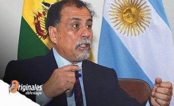 Armas a Bolivia: al embajador de Macri le ordenaron quedarse hasta el golpe   Golpe en bolivia