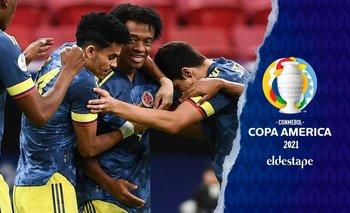 Copa América 2021: Colombia, dueña del tercer puesto | Copa américa 2021