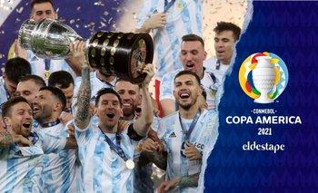 Copa América 2021: qué dijeron los campeones y el pronóstico de Messi | Copa américa 2021