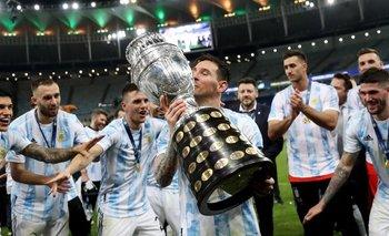 Messi va por otro récord: el del futbolista con más títulos de la historia | Copa américa 2021