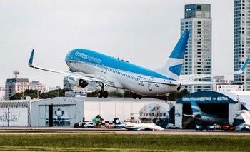 Por el paro de controladores, no habrá vuelos comerciales en todo el país | Aeroparque jorge newbery