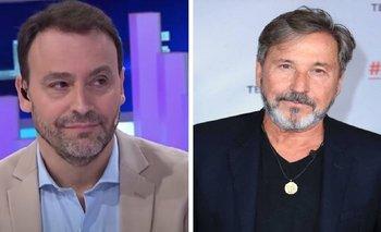 ¿Por qué Adrián Pallares le hizo la cruz a Ricardo Montaner? | Ricardo montaner