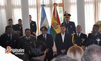 Días después del envío de armas, el embajador en Bolivia agasajó a los golpistas  | Envío de armas a bolivia