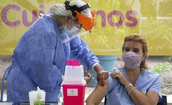 CABA: aplicarán las segundas dosis de Sinopharm a 50.000 porteños | Coronavirus en argentina