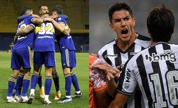Boca vs. Mineiro: TV en vivo, hora y streaming del partido | Copa libertadores