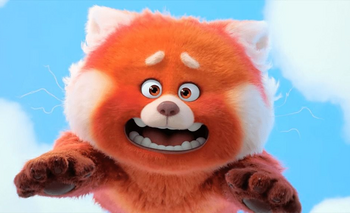 Una adolescente se convierte en un panda rojo en Red, de Pixar  | Cine