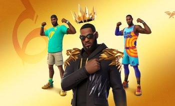 LeBron James llega a Fortnite y te mostramos cómo se ve | Gaming