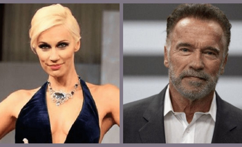 La insólita conexión entre Ingrid Grudke y Schwarzenegger | Farándula