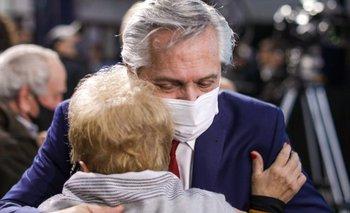 Alberto Fernández anunció un bono de $ 5.000 para jubilados | Jubilaciones