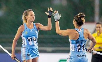 Las Leonas enfrentan a India por las semifinales de los Juegos Olímpicos | Juegos olímpicos