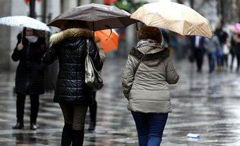 Clima hoy: el pronóstico del tiempo para este martes 12 de octubre | Clima
