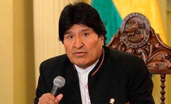 """Evo aseguró que Macri debe """"ser procesado"""" por el envío de armas a Bolivia   Envío de armas a bolivia"""