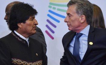 """Evo: """"Si las armas eran para la embajada, ¿por qué agradecen las FF.AA.?""""   Envío de armas a bolivia"""