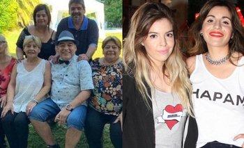Dalma Maradona respondió a las acusaciones de sus tías   Dalma maradona