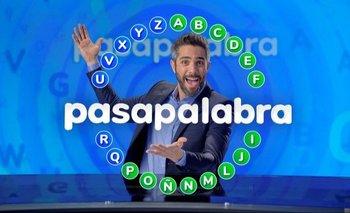 La trampa de un participante de Pasapalabra   Televisión