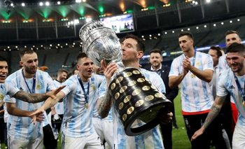 Argentina se mantiene en el sexto lugar del ranking de FIFA que lidera Bélgica | Fútbol