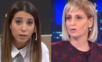 Cinthia Fernández se niega a darle una nota a Romina Manguel   Televisión