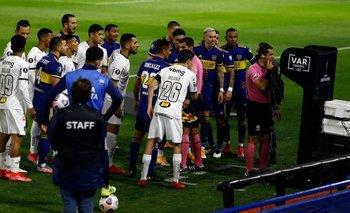 Sigue la polémica: CONMEBOL suspendió a los árbitros que perjudicaron a Boca   Copa libertadores