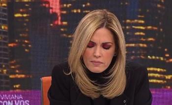 Canosa rompió el silencio en medio de los rumores de despido | Televisión
