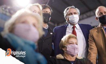 El gobierno se prepara para una elección con el país vacunado | Panorama político