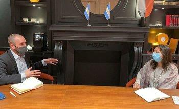 El FMI ratifica que busca con Argentina un programa a 10 años | Deuda con el fmi