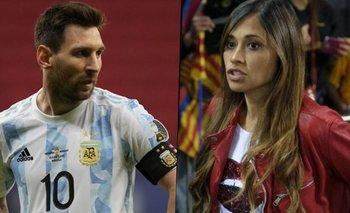 ¿Messi le fue infiel a Antonela Roccuzzo? Fuerte denuncia contra el crack de la Selección | Lionel messi