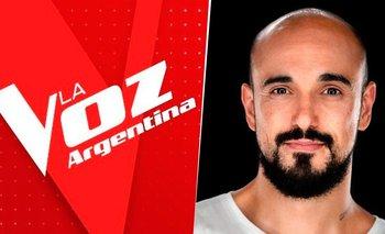 Abel Pintos a La Voz Argentina: a quién reemplazaría con su llegada | La voz argentina