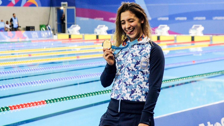 Delfina Pignatiello, la gran esperanza argentina en natación para los  Juegos Olímpicos | El Destape