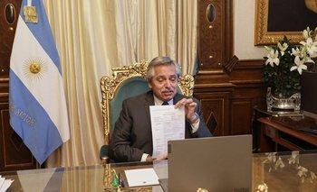 El informe que muestra el Presidente con argumentos contrarios a la carta de CFK | El debate por el rumbo