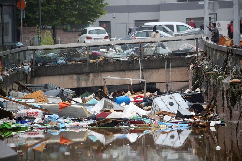 Inundaciones en Alemania: al menos 118 muertos y mil desaparecidos | Alemania