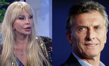Alfano hizo un striptease para Macri y tuvo que escaparse   Graciela alfano