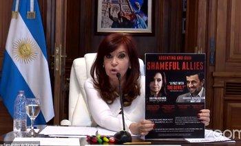CFK cruzó a los fondos buitres y les recordó una operación en su contra | Cristina kirchner