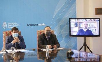 En medio de la tensión, Guzmán tuvo un encuentro con movimientos sociales | Crisis económica