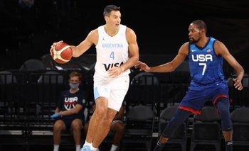 Quiénes son los 12 jugadores argentinos que estarán en los Juegos Olímpicos | Básquet