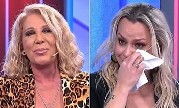 Caramelito Carrizo se quebró por un gesto de Reina Reech | Televisión