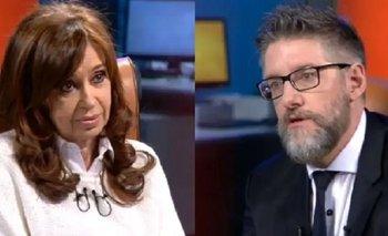 El día que Novaresio acusó a Cristina de traición a la patria | Cristina kirchner