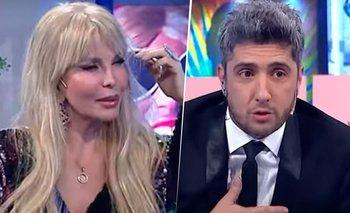 El incómodo comentario de Graciela Alfano que sorprendió a Jey Mammón | Televisión