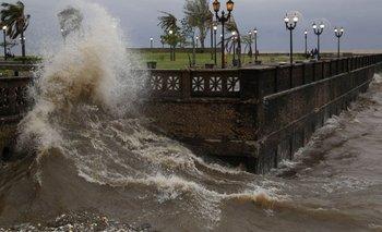Alerta amarilla en AMBA por fuertes vientos | Clima