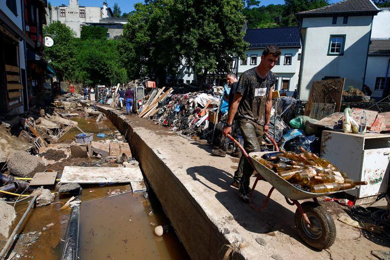 Las trágicas inundaciones en Alemania ya dejaron casi 200 muertos | Alemania