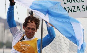 Santiago Lange, el abanderado argentino al que la vida le dio una revancha | Juegos olímpicos