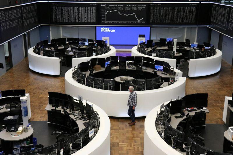 Lunes negro para las acciones europeas por la variante Delta | Mercados