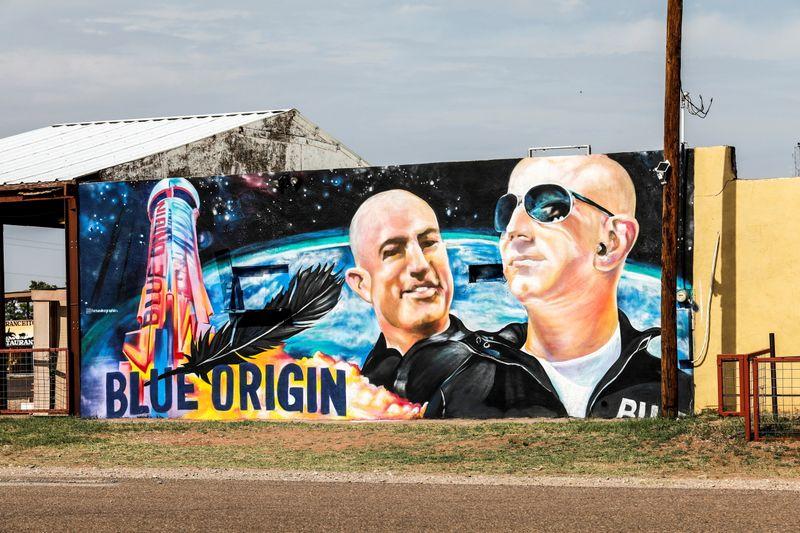 """Jeff Bezos viaja al espacio: """"No estoy realmente nervioso""""   Espacio exterior"""