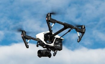 Analizan desplegar drones con envíos internacionales | Carga