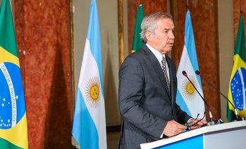 Felipe Solá busca reforzar los vínculos con Brasil | Mercosur