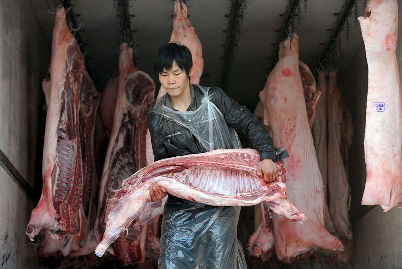 China no logra controlar la peste porcina africana | Coronavirus