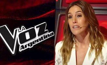 La Voz: La Sole eligió a una cantante de rock y se volvió viral | La voz argentina