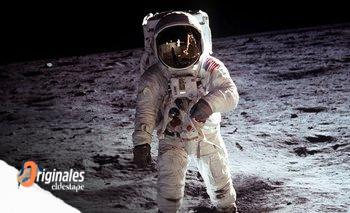 Un pequeño paso para el hombre cis blanco, ¿un gran paso para la humanidad?   Luna