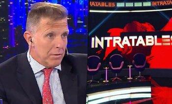 ¿Fantino se va de Intratables? Preocupación en América TV | Televisión