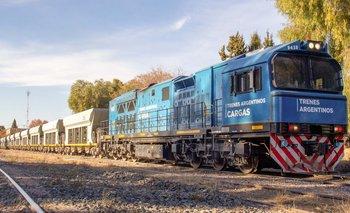 Trenes de Carga alcanza un nuevo récord en las toneladas transportadas | Transporte